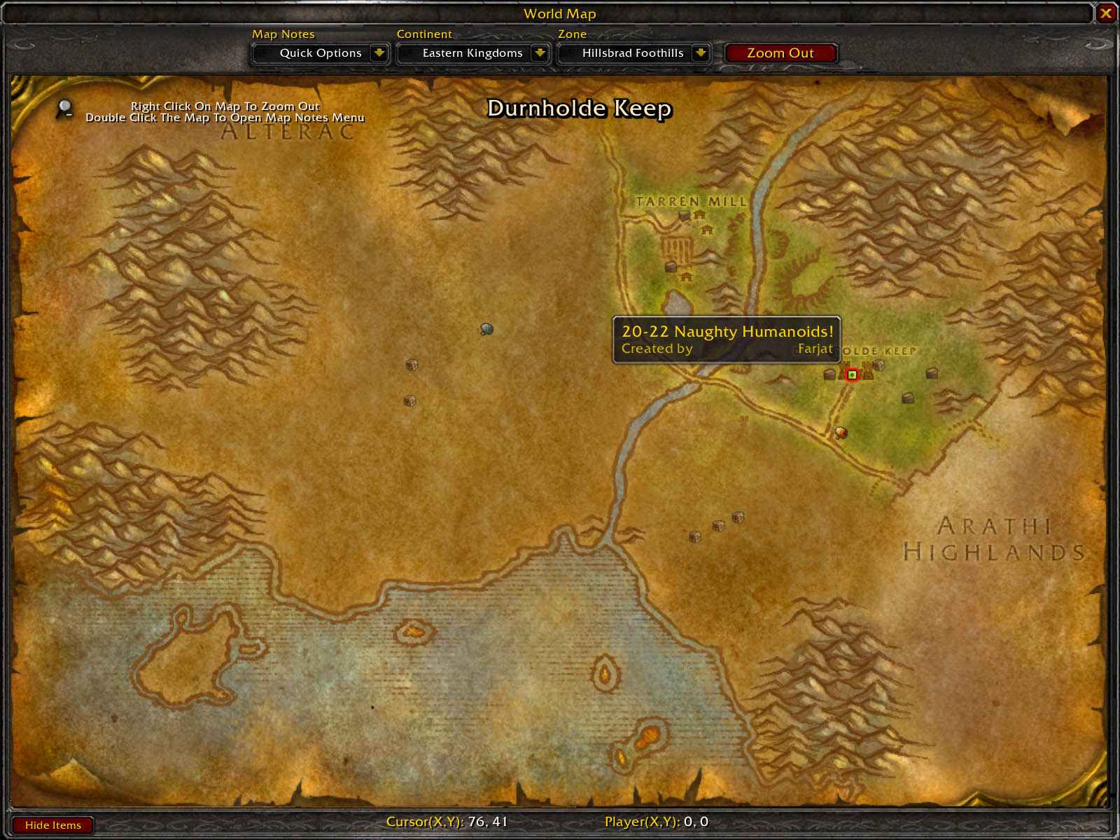 Map big breast for warcraft iii porncraft image
